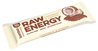 Bombus RAW ENERGY coconut & cocoa 50g