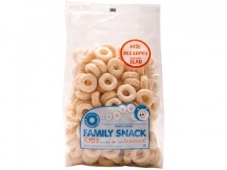 FAMILY SNACK Kids malt sladové 120g