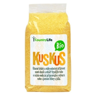 Kuskus BIO 500g COUNTRY LIFE