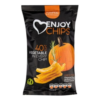 Chips dýňové 40g ENJOYCHIPS