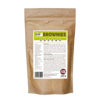 Brownies bzlp.směs 200g EAT-FIT